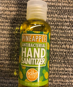Pineapple Hand Sanitizer