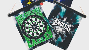 Double Sided Eagles Dartboard