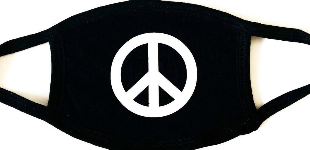 Classic peace Mask - Down 2 Earth