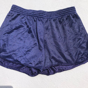 Blue Mesh Shorts - Down 2 Earth
