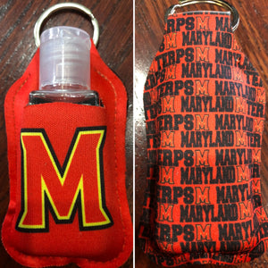 Maryland Hand Sanitizer Holder