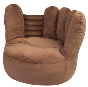 Baseball Glove Plush Chair