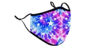 Galaxy Adjustable Toddler Mask - Down 2 Earth