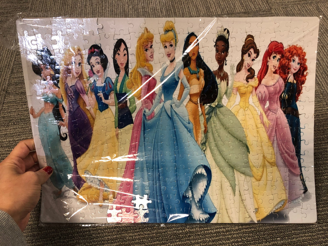300 Piece Princess Puzzle