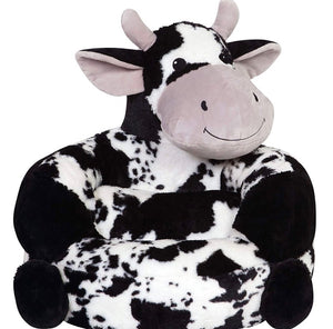 Cow Plush Chair