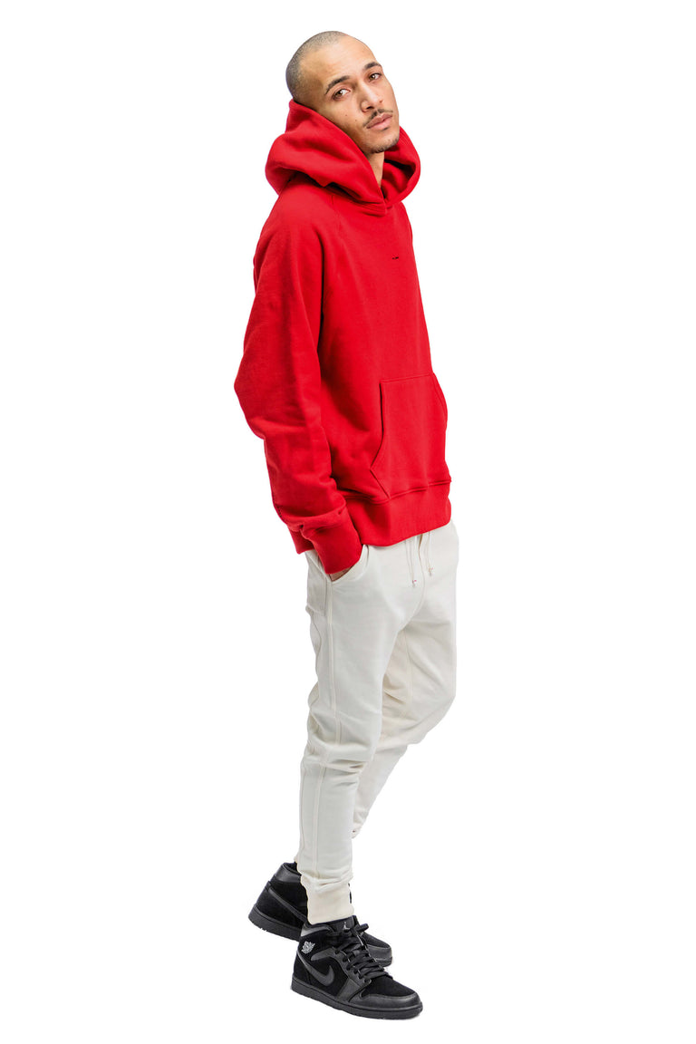 """Set Yourself Free"" Hoodie - Red"