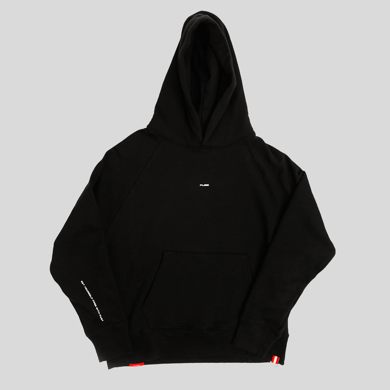 """Set Yourself Free"" Hoodie - Black"