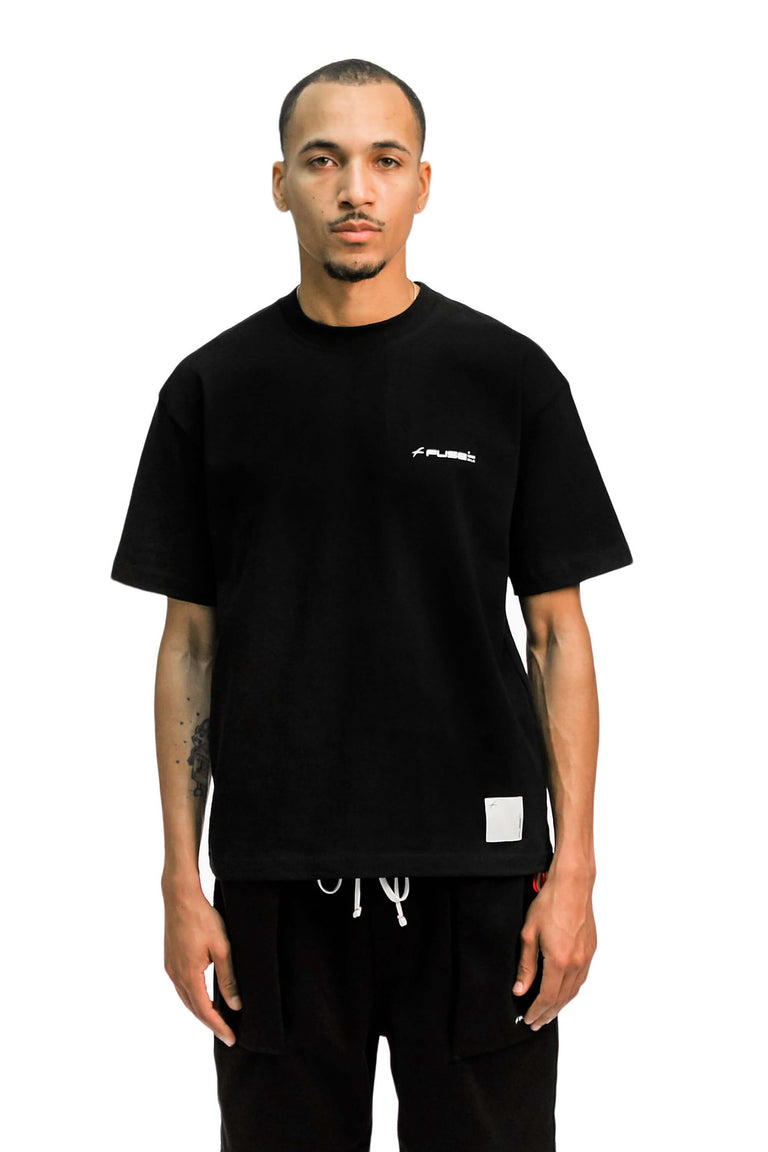 Set Yourself Free Tee - Black