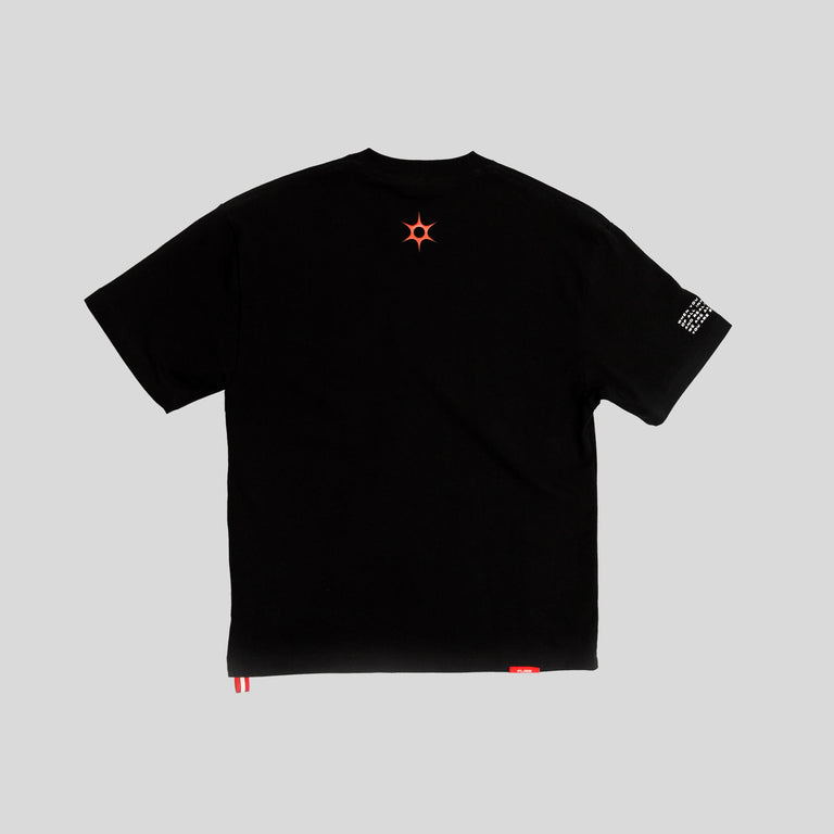 """Set Yourself Free"" Mantra Logo Tee - Black"