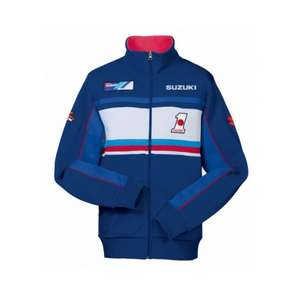 Suzuki GSX-R Retro Sweat Jacket