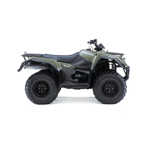 Suzuki KingQuad 400 Manual