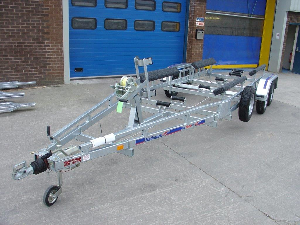 Dipper and Big Dipper Range Single & Twin Axle