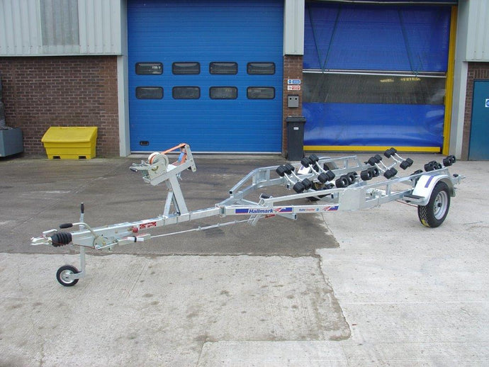 Roller Coaster Range Single Axle