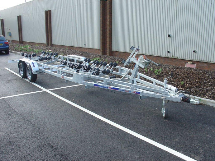 Super Roller Coaster Range Twin Axle