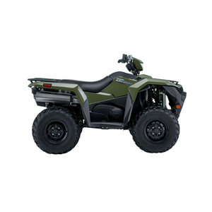New Suzuki 2019 KingQuad 500 Power Steering