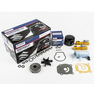 Suzuki Complete Service Kit for DF20 & 25 & V2 YR 2006 Part No 17400-95870-000