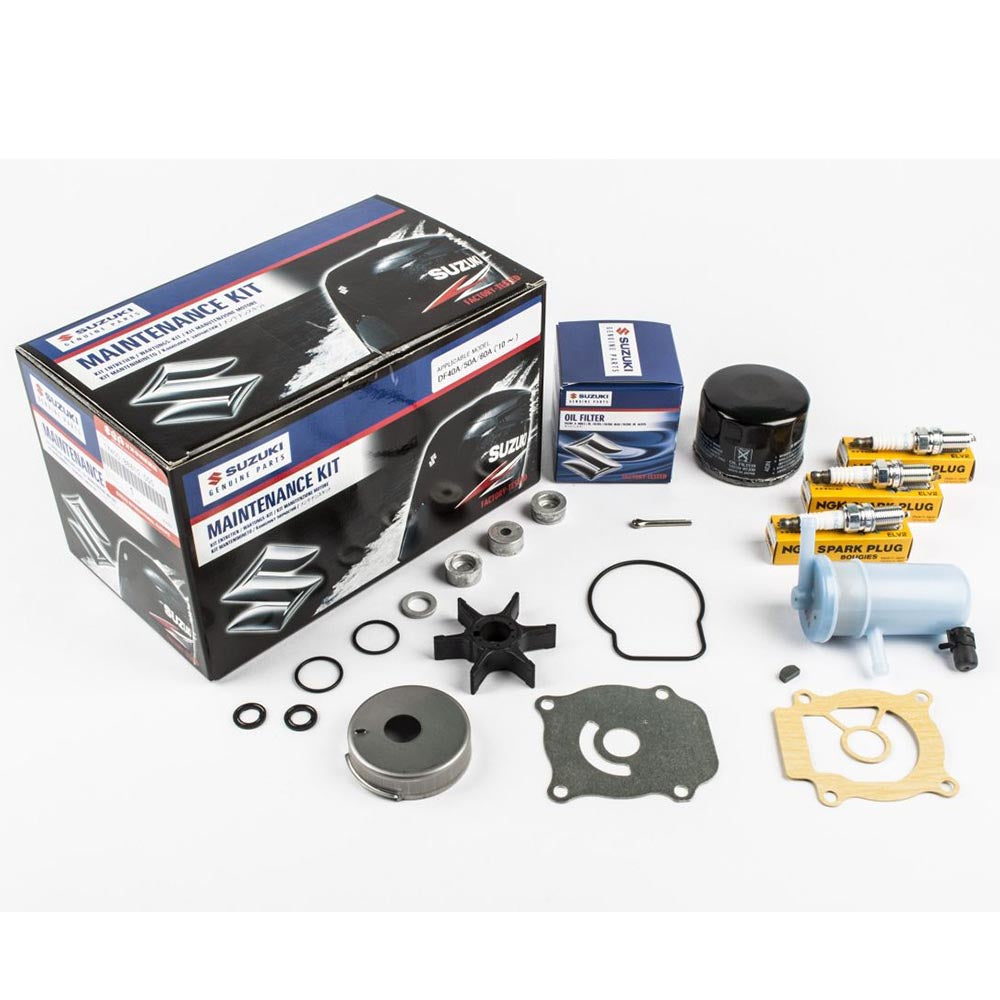 Suzuki Complete Service Kit for DF40A & 50A & 60A YR 2010 Part No 17400-88810-000