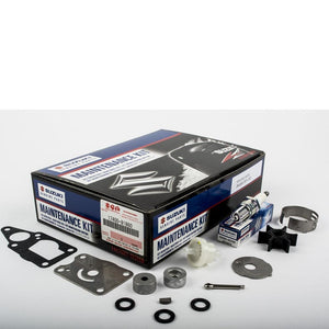Suzuki Complete Service Kit for DF4 &5 & 6 YR 2002, 2003, 2004, 2005, 2006, 2007, 2008, 2009, 2010 Part No 17400-91860-000