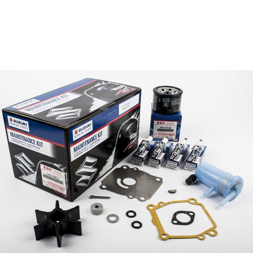 Suzuki Complete Service Kit for DF60 & 70 YR 2007 Part No 17400-99870-000