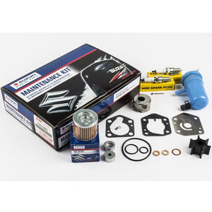 Suzuki Complete Service Kit for DF9.9B & 15A & 20A YR 2013 Part No 17400-89810-000