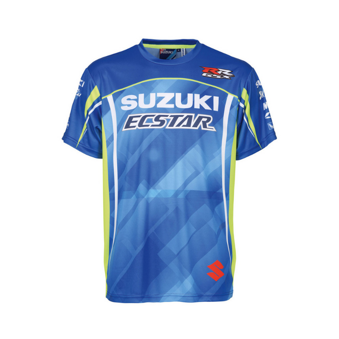 Suzuki MOTOGP Team T-Shirt Sublimated Print