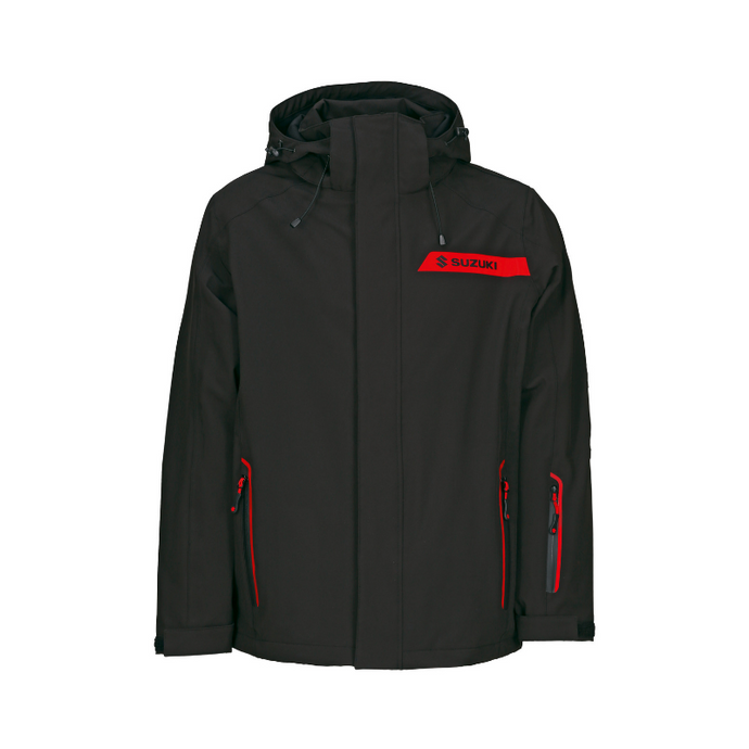 Suzuki Team Black Multifunctional Jacket