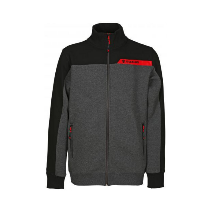Suzuki Team Black Sweat Jacket