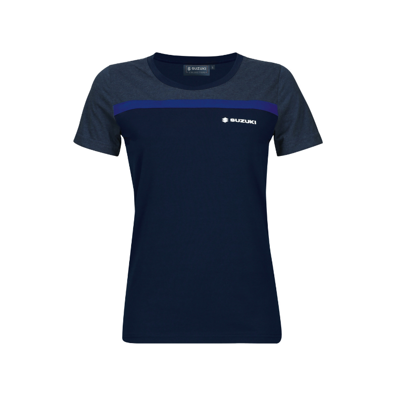 Suzuki Team Blue T-Shirt Ladies'