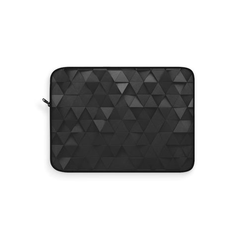 Black Triangle Laptop Sleeve