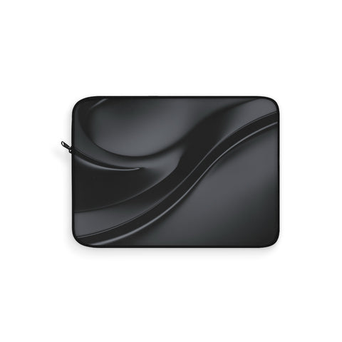 Black Swirl Laptop Sleeve