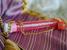 Load image into Gallery viewer, Lobelia Rose Toke It To Go Pink Doob Tube