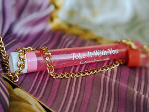 Lobelia Rose Toke It To Go Pink Doob Tube