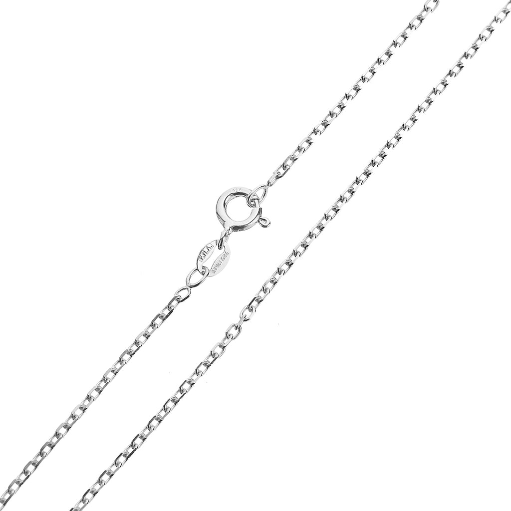 Sterling Silver Lightweight Chain (45cm)