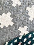 Not So XOXO Quilt PDF Quilt Pattern - Download