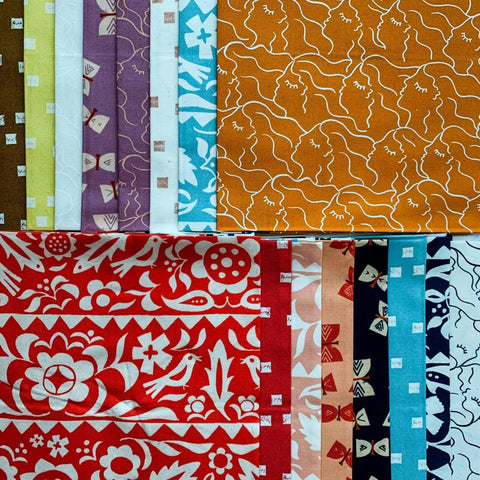 Alma - Fat Quarters