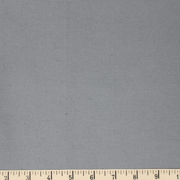 Solid Organic Canvas - Gray