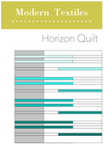 Horizon Quilt PDF Quilt Pattern - Download