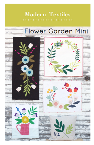 Flower Garden Mini Pattern