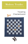 Traveling Checkerboard Pattern