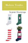 Scandi Stockings PDF Pattern - Digital Download
