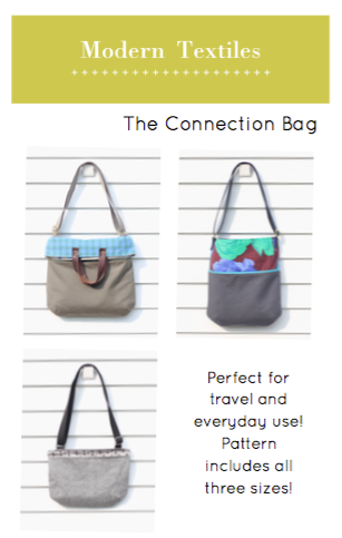 The Connection Bag Pattern