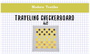 Traveling Checkerboard Kit
