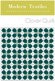 Clover Quilt PDF Quilt Pattern - Download