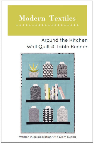 Around the Kitchen Pattern