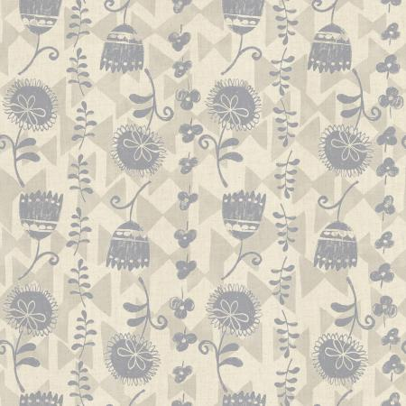 Newsprint - Ohana Katen - Fat Quarter