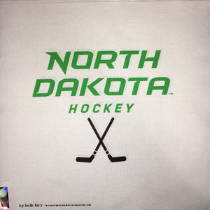 UND Hockey Sticks - Grey