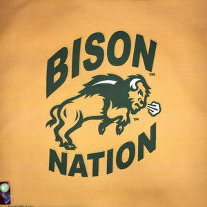 NDSU Bison Nation - Yellow