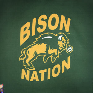 NDSU Bison Nation - Green