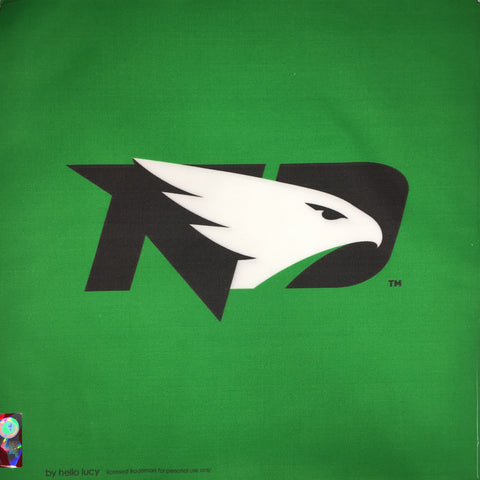 UND Fighting Hawks - Green