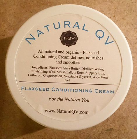 Flaxseed Conditioning Cream